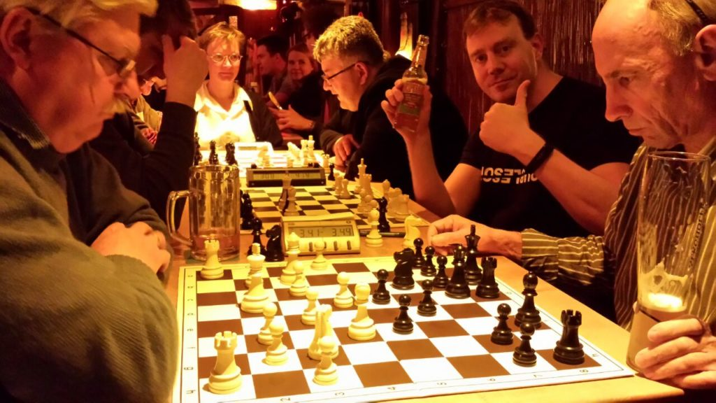 Schachfreunde Topschach Gilching Vereinsabend