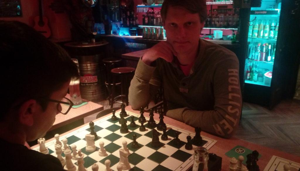 Oliver Prater - Schachfreunde Topschach.de