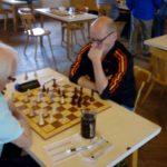 Wenn Ralf nachdenkt, sollte der Gegner in Deckung gehen.