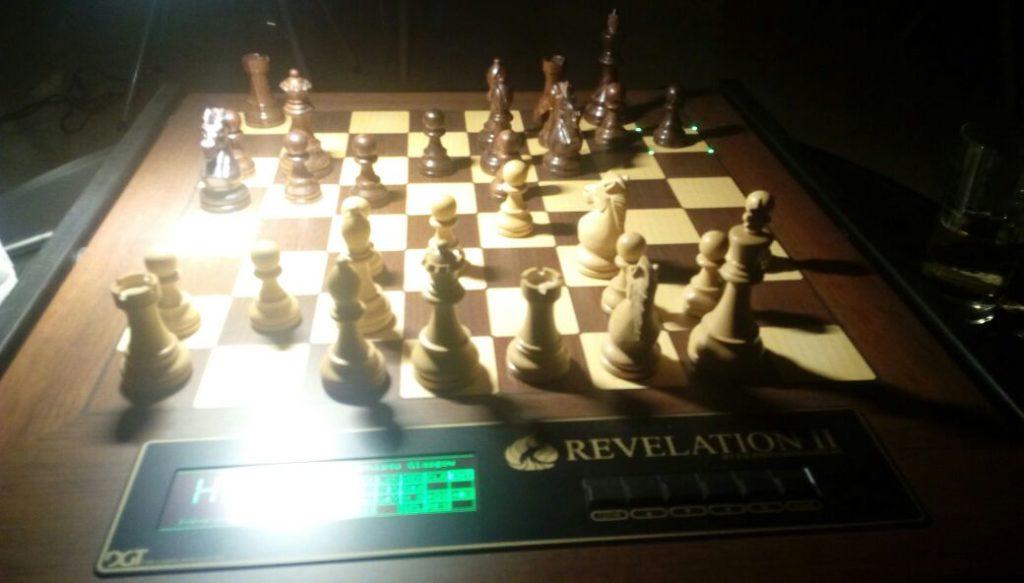 Schachcomputer Weltmeister 1984 Mephisto Glasgow