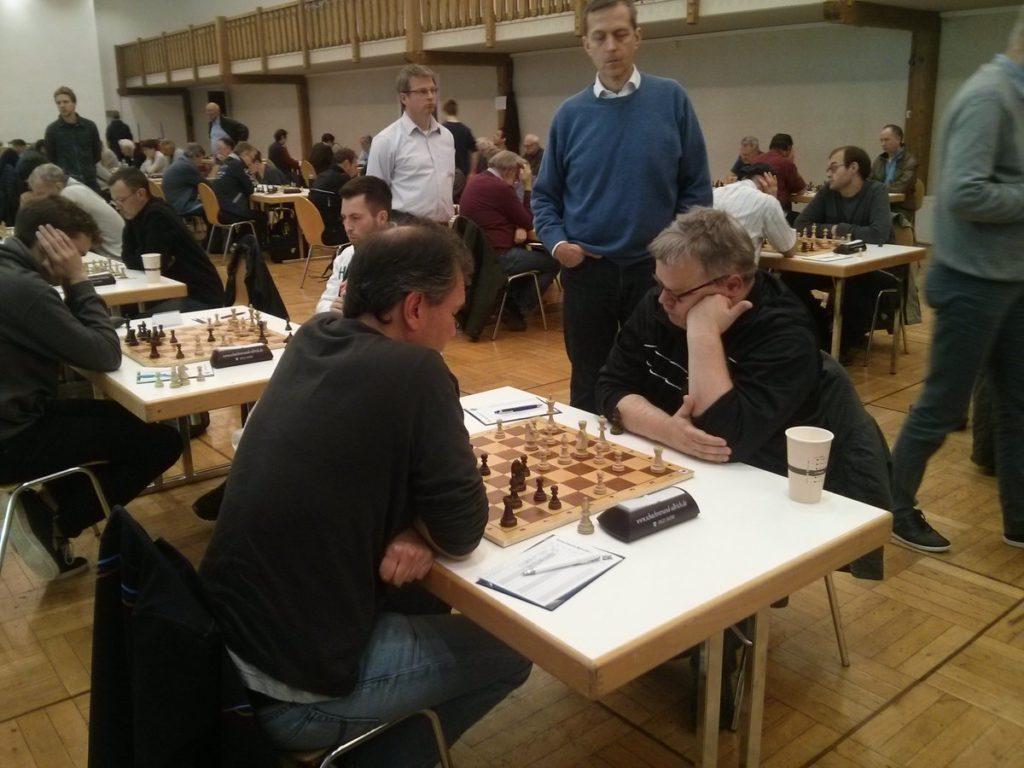 IM Thomas Reich gegen Zysk