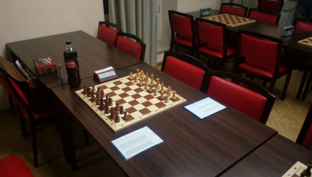 Stadtmeisterschaft Starnberg 2017 Runde 2