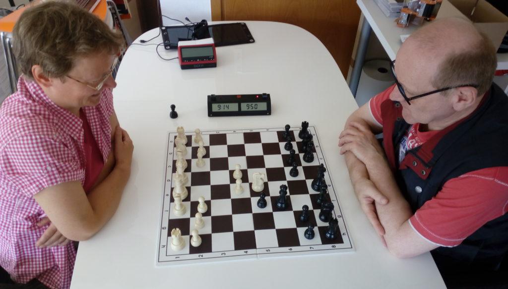 Lettisches Gambit Topschach