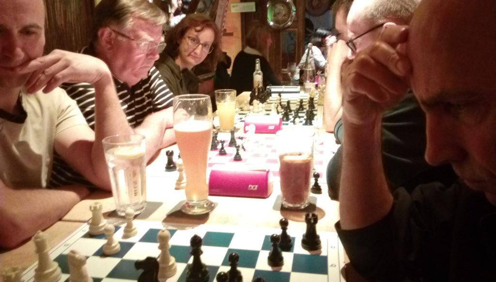 Schach mit Topschach
