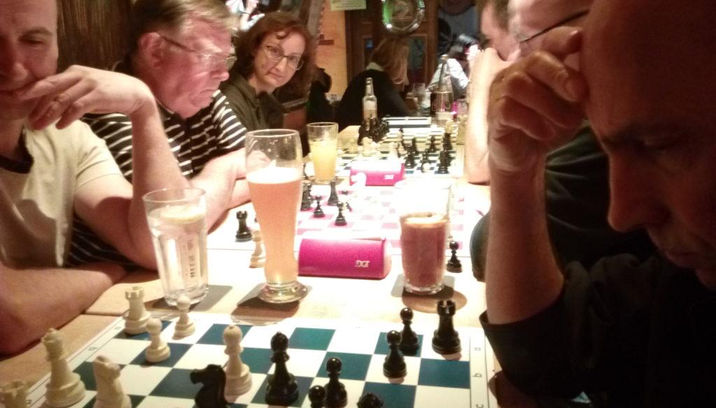 Schach bei Topschach