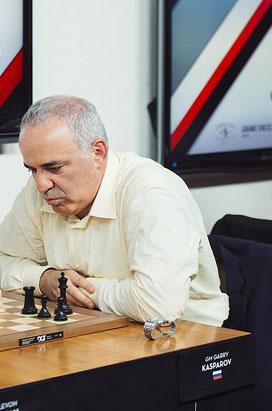 Kasparov Uhr