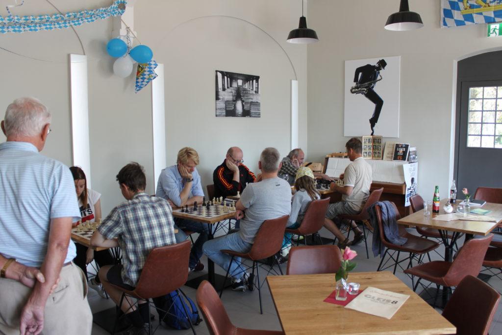Emanuel Lasker Schnellschach-Turnier