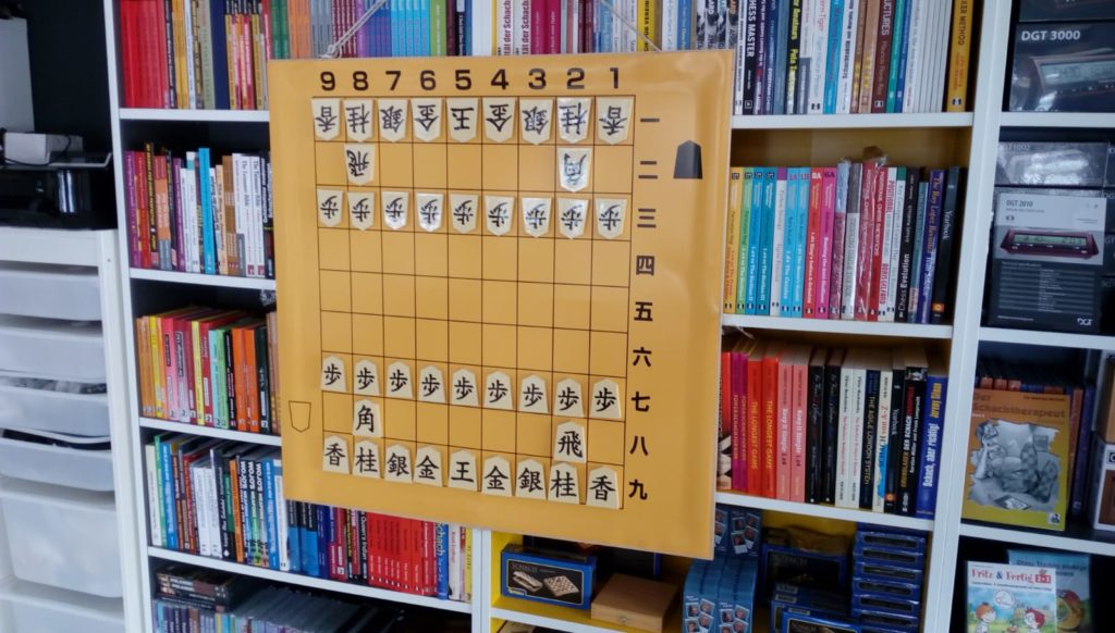 Shogi Training