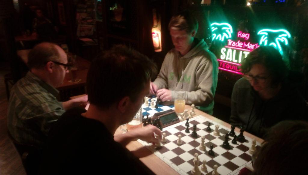 Schachfreunde Topschach